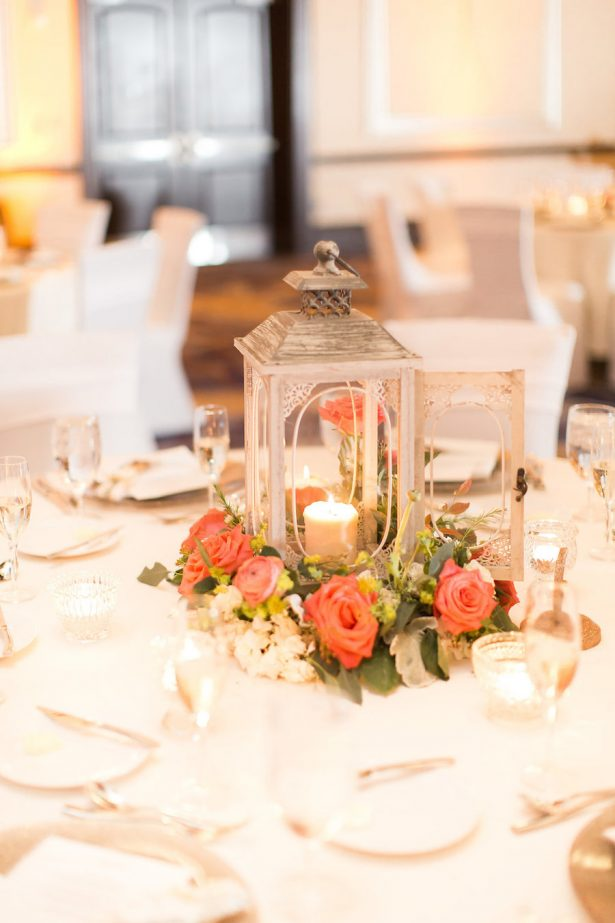 Wedding centerpiece - PSJ Photography