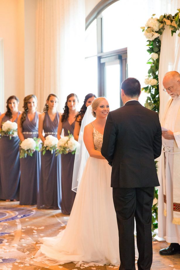 Wedding ceremony photos - PSJ Photography