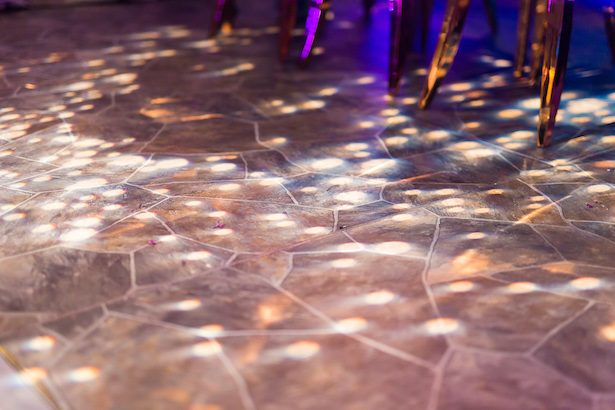 Wedding dance floor  – Gavin Farrington Photography