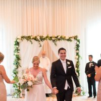 Wedding exit - PSJ Photography