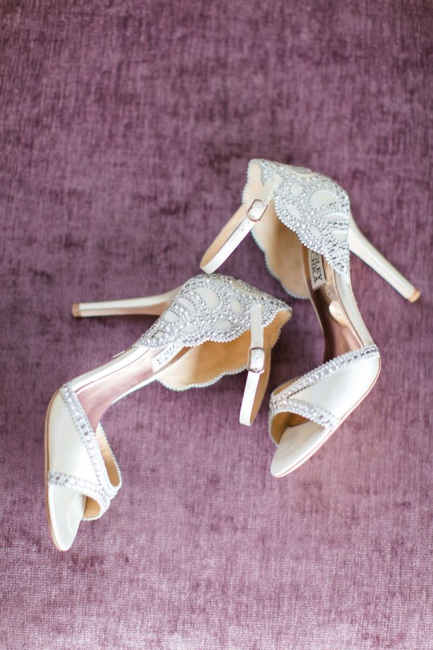 Wedding shoes - PSJ Photography