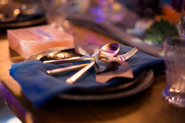 Wedding silverware – Gavin Farrington Photography
