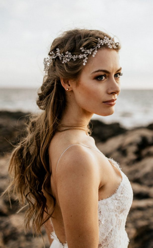 Bridal Headpiece, Wedding Hair Accessory