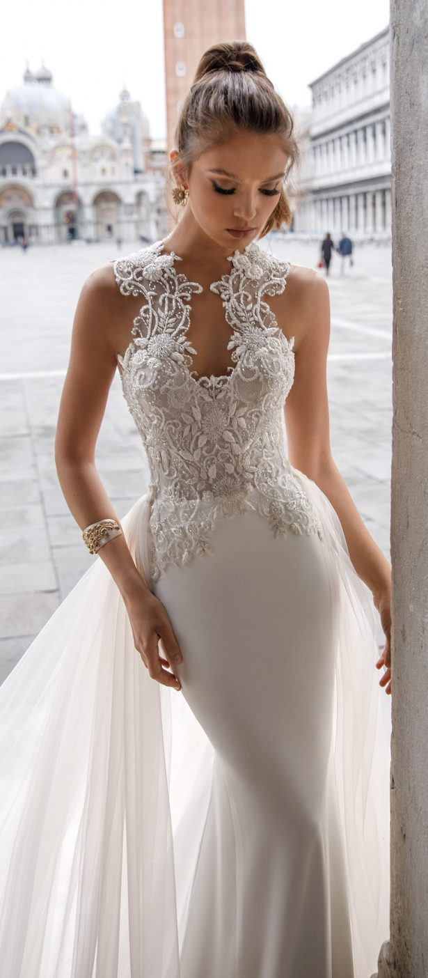 "Wedding Dresses By Julie Vino Spring 2018 ""Venezia"" Bridal Collection"