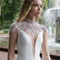 Lian Rokman Wedding Dress 2018 - Stardust Bridal Collection -Orion1