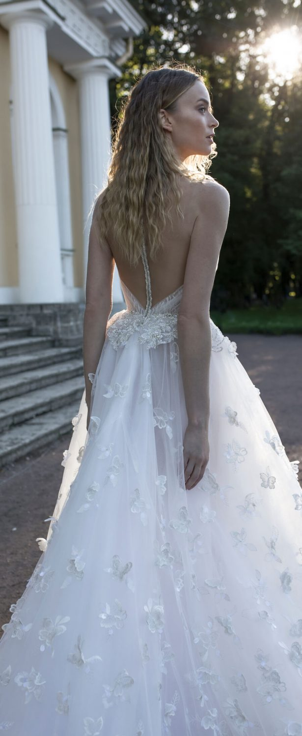 Lian Rokman Wedding Dress 2018 - Stardust Bridal Collection -Saturn3