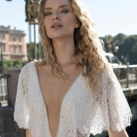 Lian Rokman Wedding Dress 2018 - Stardust Bridal Collection -Uranus1