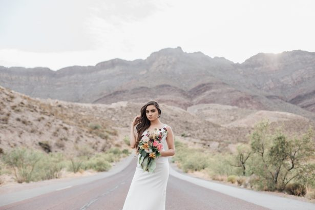 Palm springs inspired wedding - Coffee Creative Photography