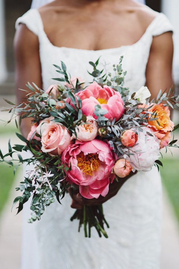 Stunning Wedding Bouquet - Sarah Culver Photography