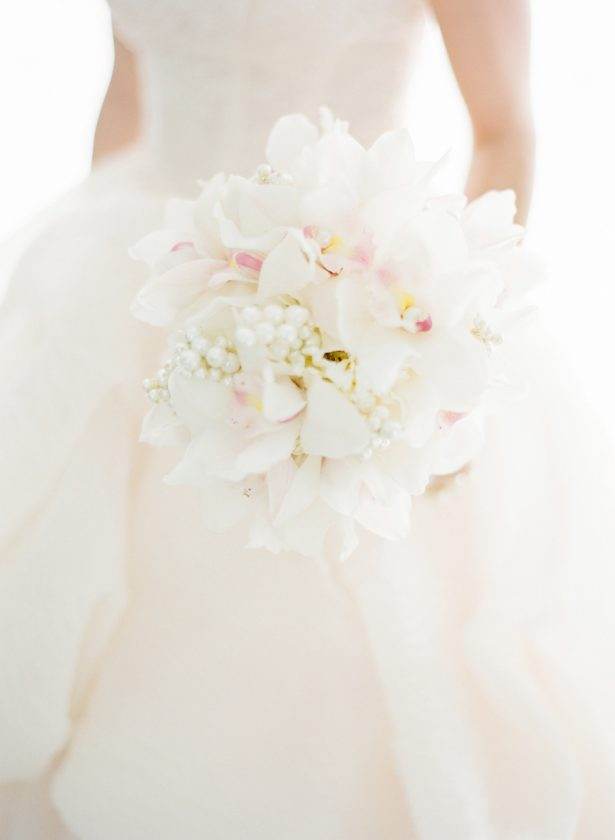 Stunning Wedding Bouquet - KT Merry Photography