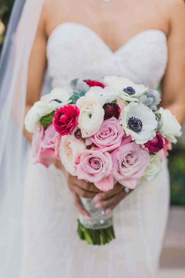 Stunning Wedding Bouquet - Mark Brooke Photography