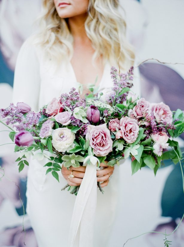 Stunning Wedding Bouquet - Julie Paisley Photography