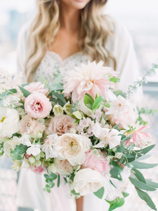 Stunning Wedding Bouquet - Tenth & Grace Photography