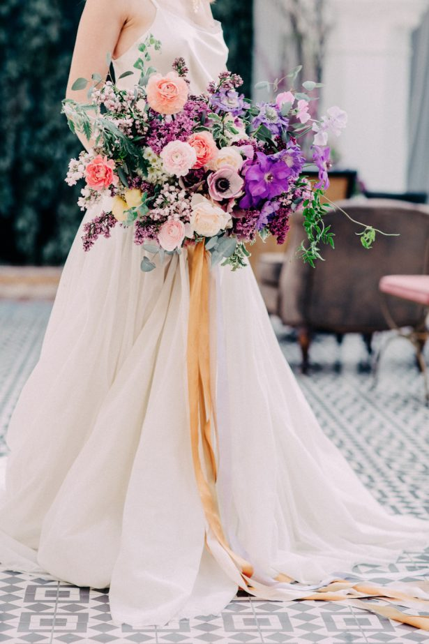 Stunning Wedding Bouquet - Hailley Howard Photography