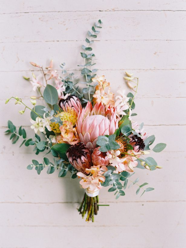 Stunning Wedding Bouquet - Photography: Wendy Laurel
