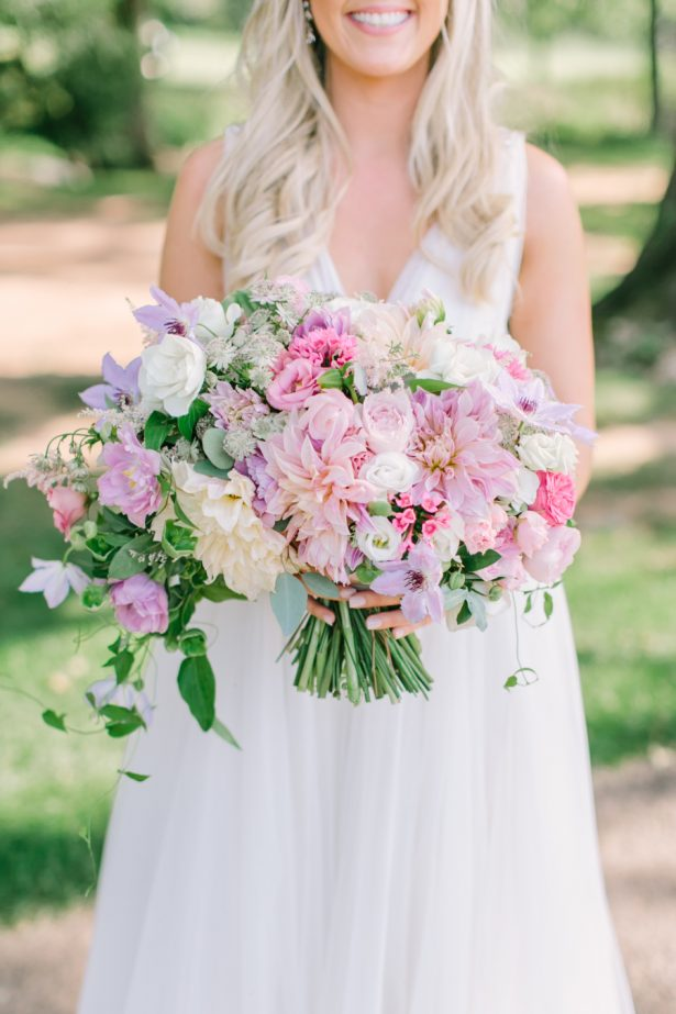 Stunning Wedding Bouquet - Love and Light Photographs