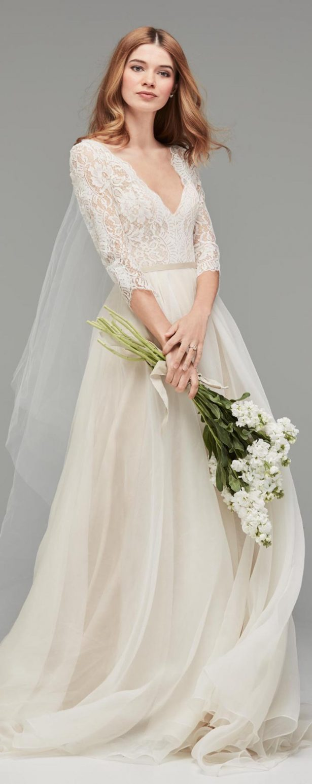 Watters Wedding Dresses Fall Belle The Magazine