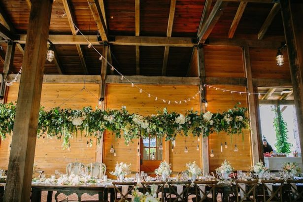 Wedding Installation | Hanging Wedding Decor