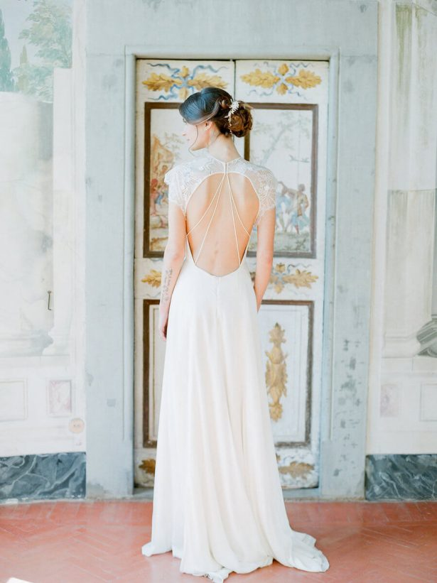 Alexandra Grecco Wedding Dress - Stella Yang Photography