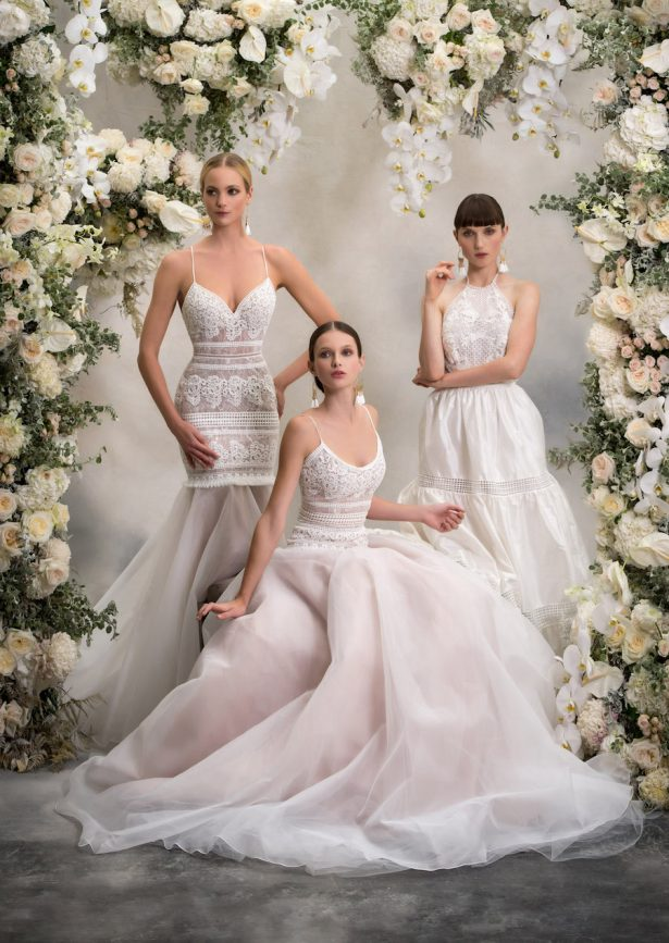 Anna Georgina Wedding Dresses 2018 | The Inca Lily Bridal Collection