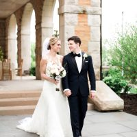 Black Tie Wedding - Lindsay Campbell Photography