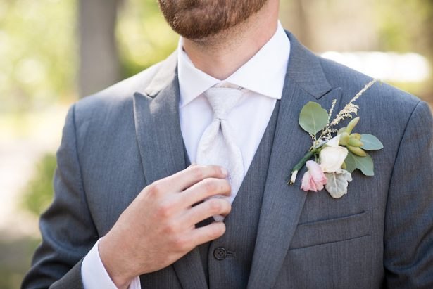 Boutonniere - Bethany Walter Photography