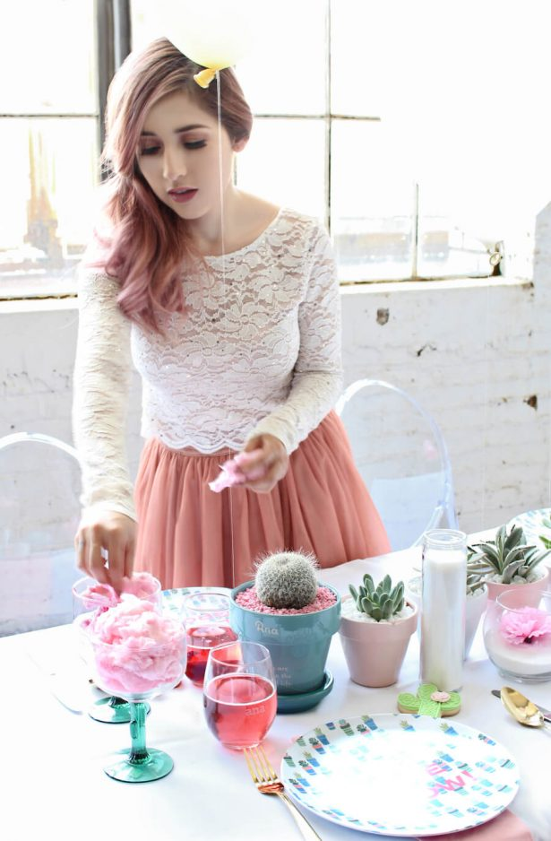 Bridal shower Ideas - Belle The Magazine, Ur New Image, MeCupcake