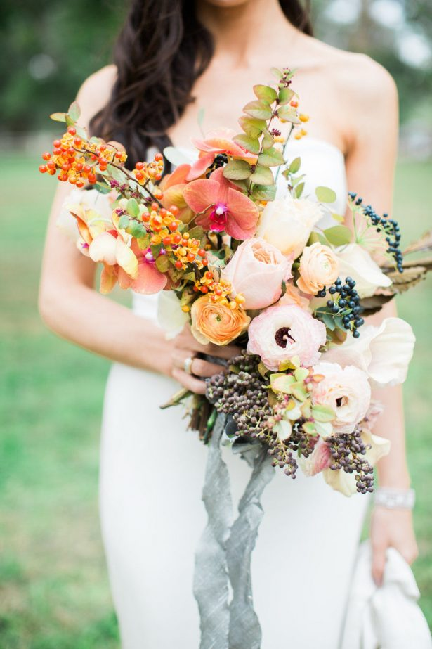 Inspiring Our Autumn Brides With These Gorgeous Fall Foliage Weddings