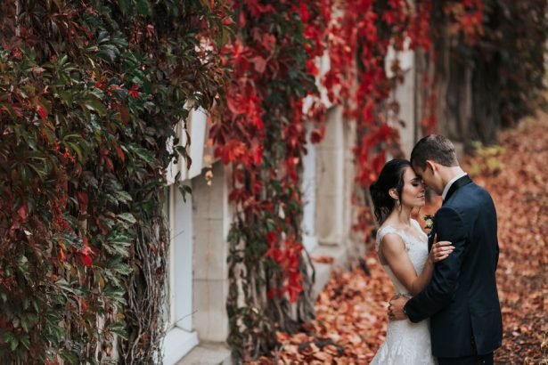 Fall Wedding - ENV Photography