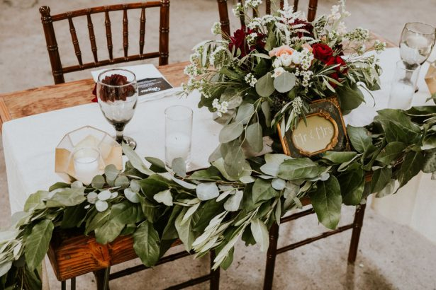 Fall Wedding - Posh Peony - Alyssa Armstrong Photography - Venue: Milwick Los Angeles