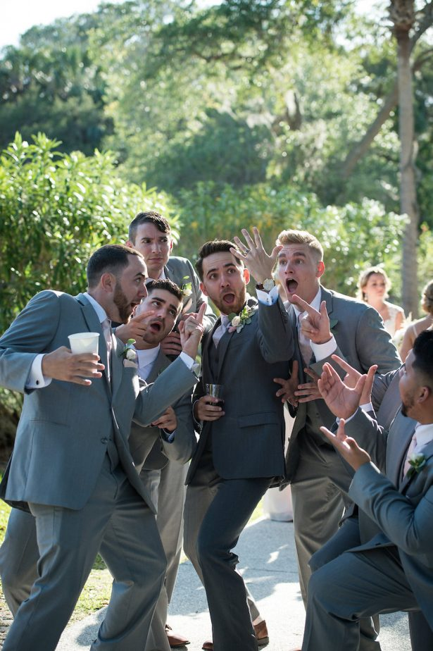 Fun Groomsmen Photo - Bethany Walter Photography