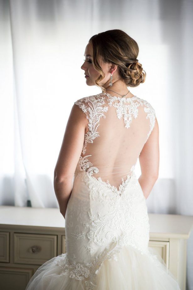 Glamorous Wedding Dress - Bethany Walter Photography