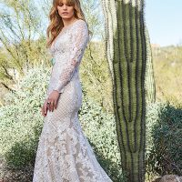 Lillian West Wedding Dress Collection Spring 2018