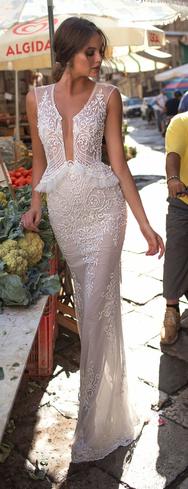 MUSE by Berta Sicily Wedding Dress Collection