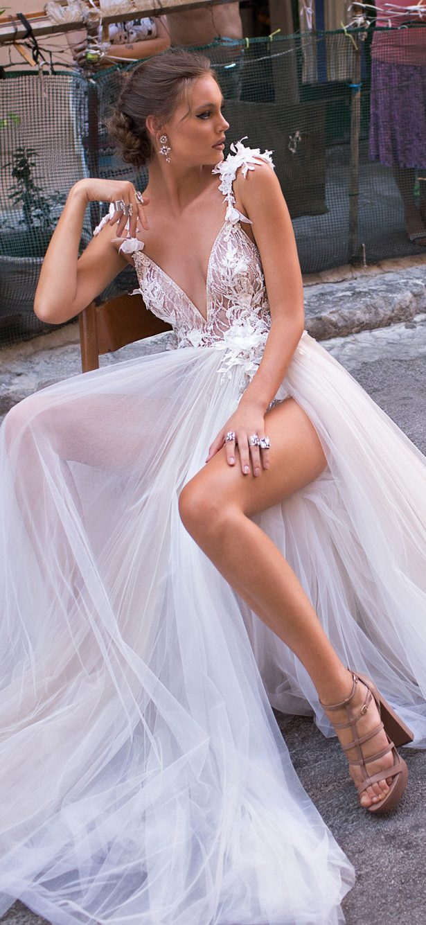 MUSE By Berta Sicily Wedding Dress Collection Belle The Magazine