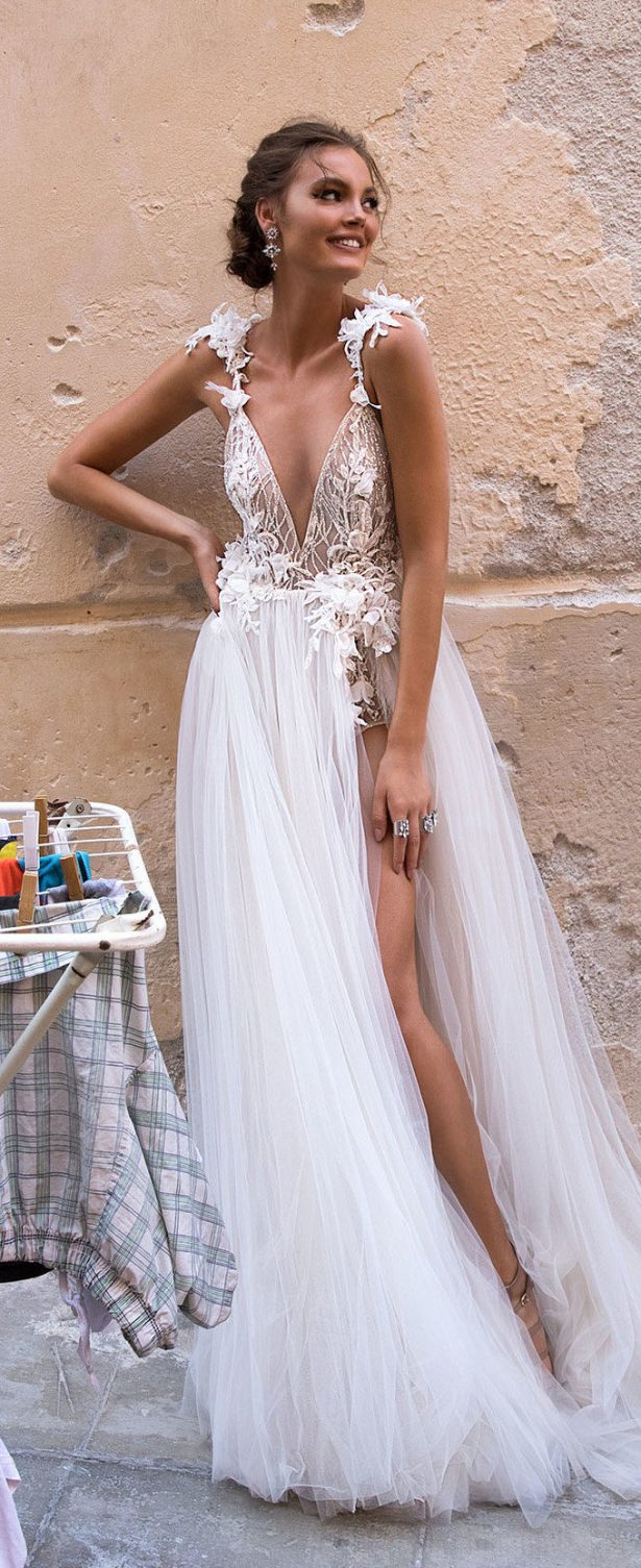 Muse By Berta Sicily Wedding Dress Collection Belle