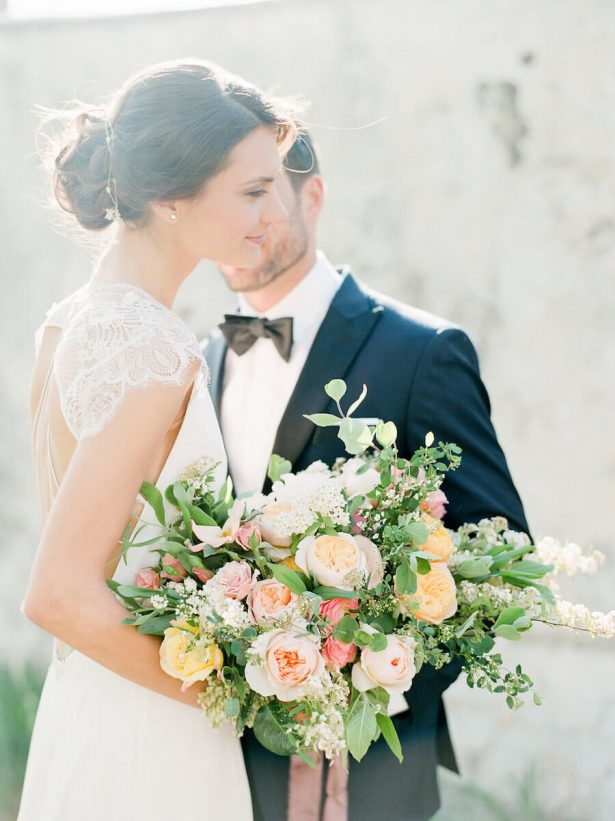 Tuscany Wedding Inspiration or The Romantic Bride