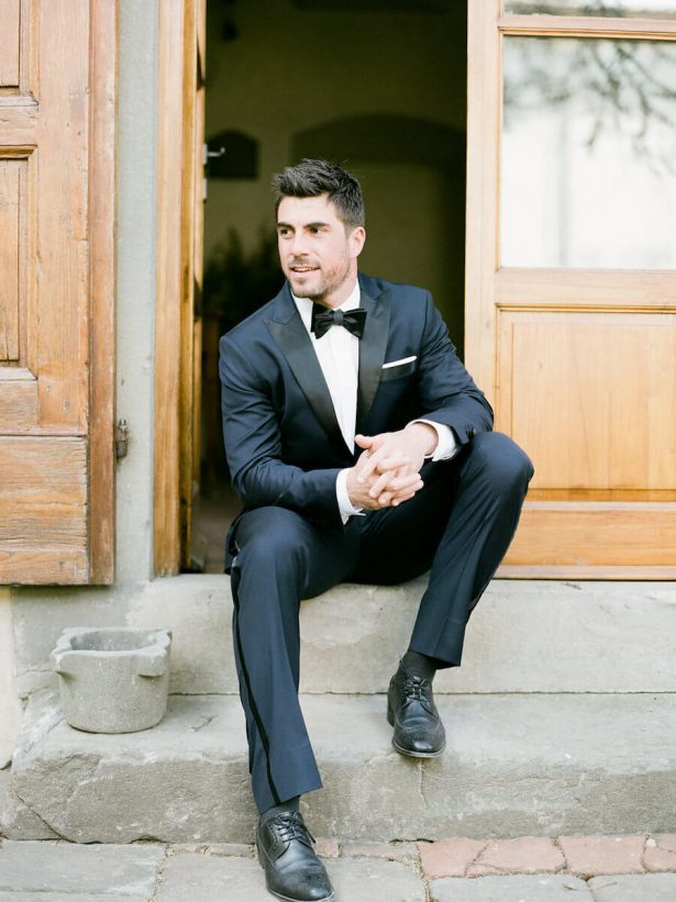 Sophisticated Groom - Stella Yang Photography