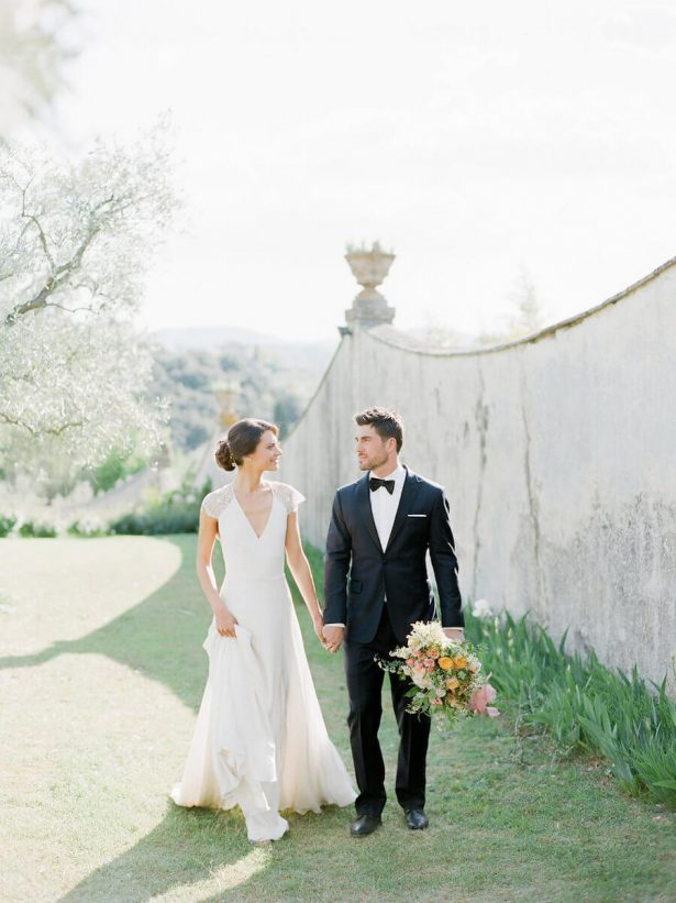 Tuscany Wedding Inspiration for The Romantic Bride - Stella Yang Photography
