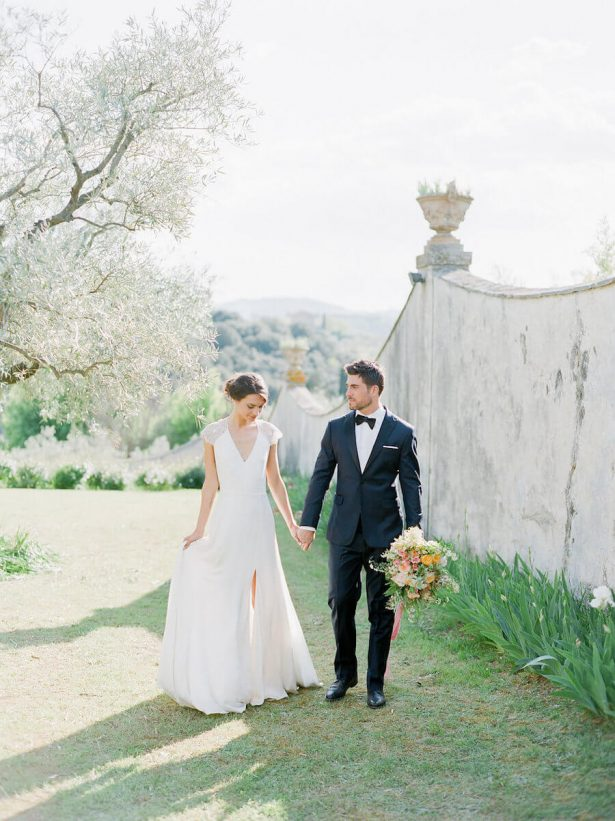 Tuscany inspired wedding - Stella Yang Photography