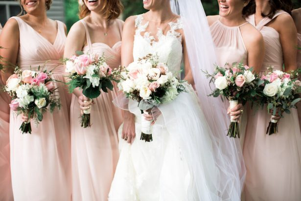 Wedding Bouquets - Lindsay Campbell Photography