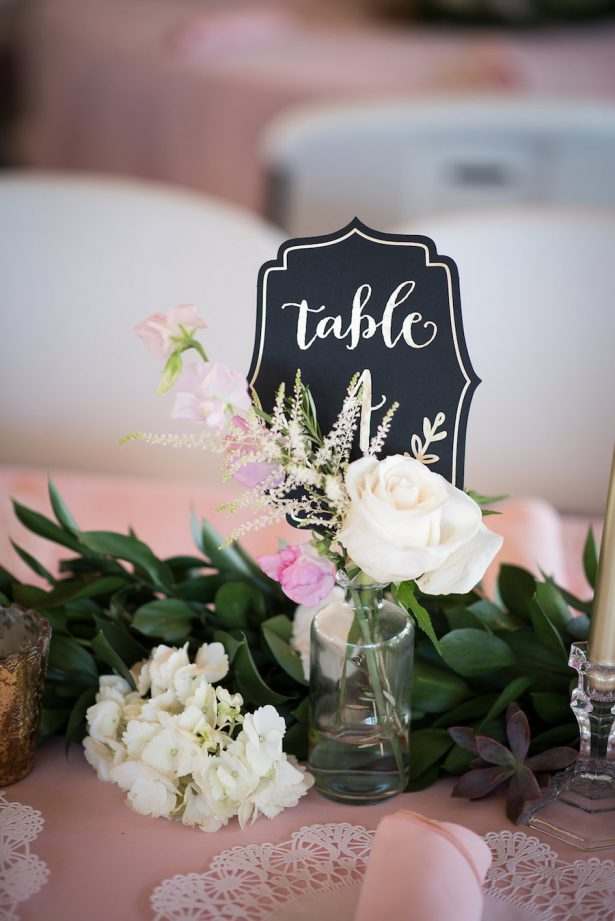 Wedding Centerpiece - Bethany Walter Photography