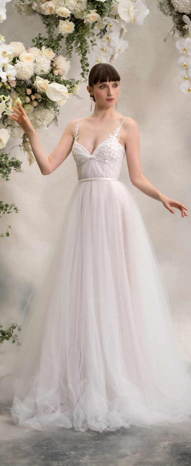 Wedding Dress by Anna Georgina 2018