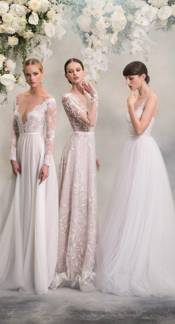 Wedding Dresses by Anna Georgina 2018