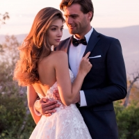 World Exclusive : Wedding Dresses by Martin Thornburg, a Mon Cheri Collection – Spring 2018