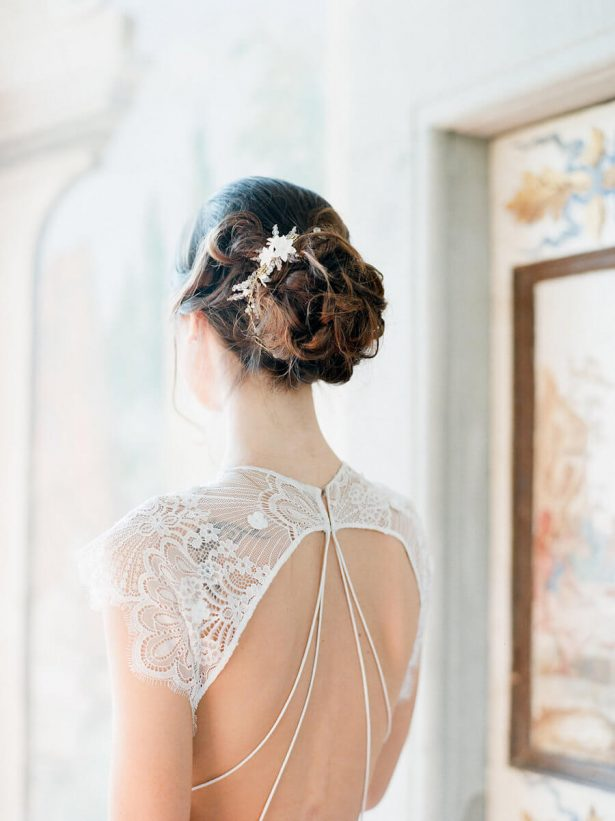 Wedding Hair Ideas - Stella Yang Photography