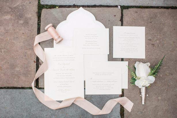 Wedding Invitations - Lindsay Campbell Photography