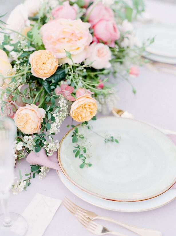 Wedding Place Setting - Stella Yang Photography