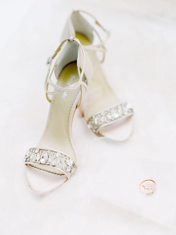 Wedding Shoes - Stella Yang Photography