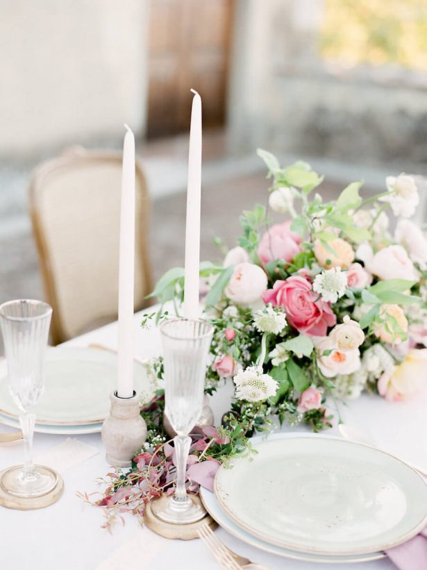 Wedding Tablee Decor - Stella Yang Photography